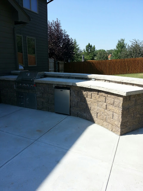 outdoor kitchen omaha