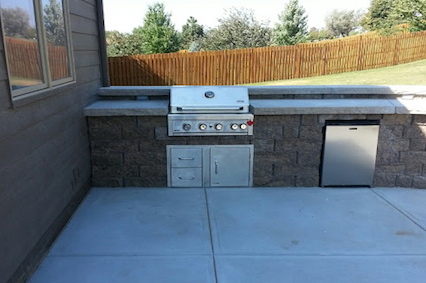 Miraculous Outdoor Kitchens Omaha Landscaping Download Free Architecture Designs Salvmadebymaigaardcom