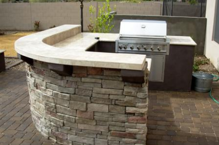 Awe Inspiring Outdoor Kitchens Omaha Landscaping Download Free Architecture Designs Salvmadebymaigaardcom